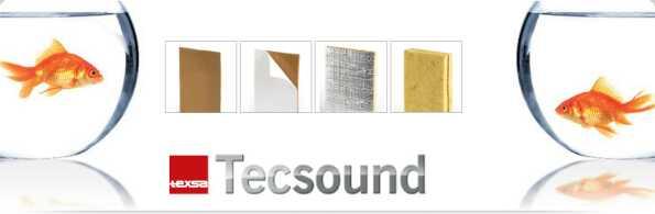 Hangszigetelés - Tecsound SY 70