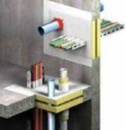 Épületgépészeti és épületvillamossági átvezetések és hézagok tűzvédelmi lezárása